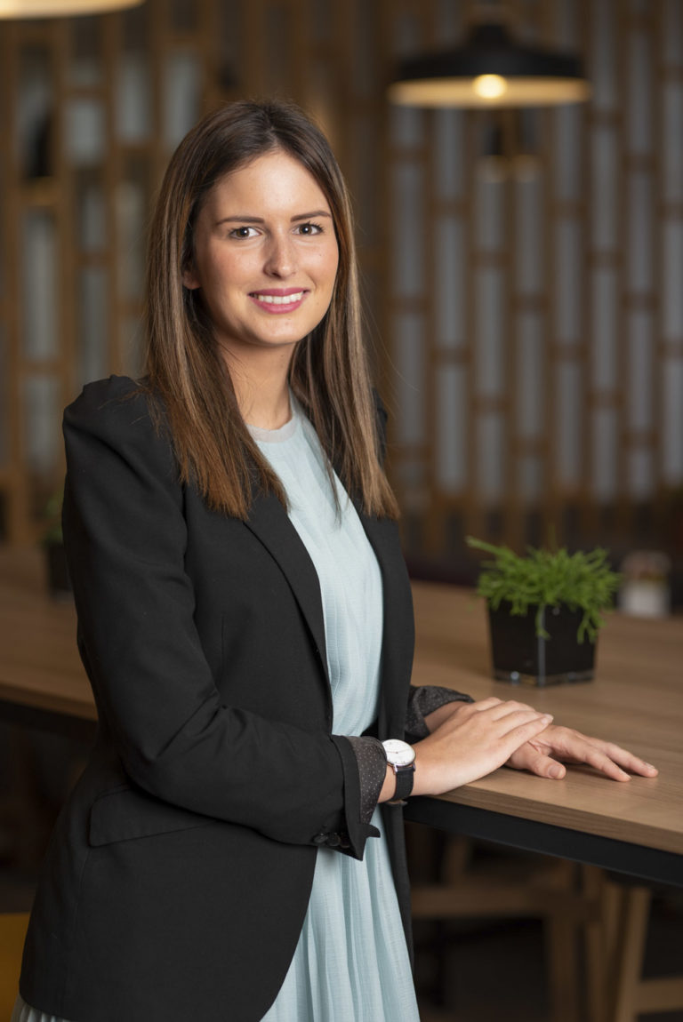 Corporate portrait for employees at Hilton Garden Inn Brussels****