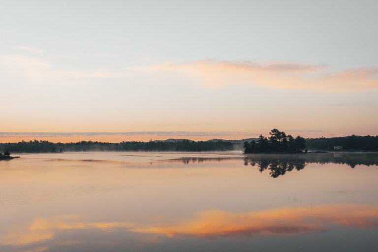 McGregor Bay, Ontario, Canada