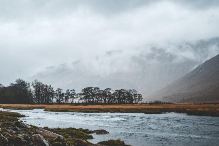 Glencoe Valley, Scotland