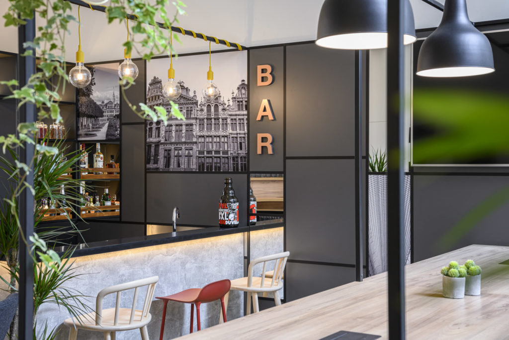B&B Hotel Brussels Gare du Midi***
