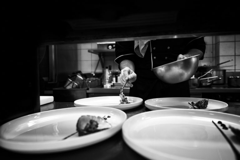 Kitchen at Martin's Brussels EU Hotel****
