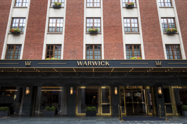 Warwick Hotel Brussels